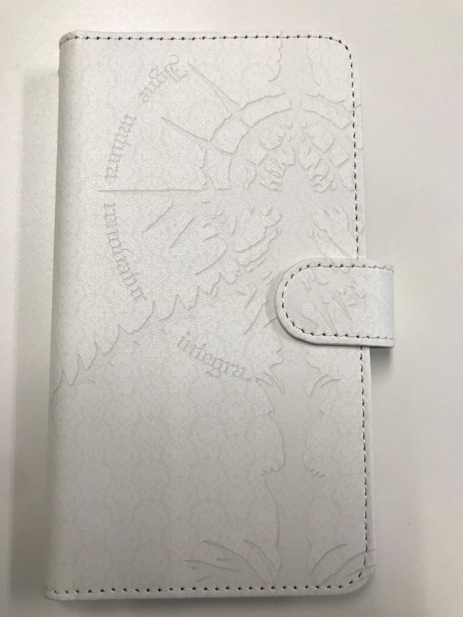 THORES柴本/手帳型スマホケース「白き光と天使の黙示録」