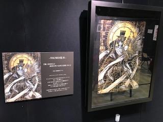 「乙女のための神絵祭」&「THORES柴本新作版画展」開催中!